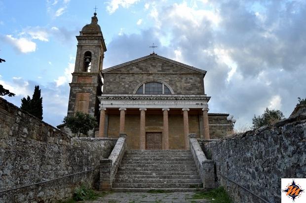Montalcino, Concattedrale del Santissimo Salvatore