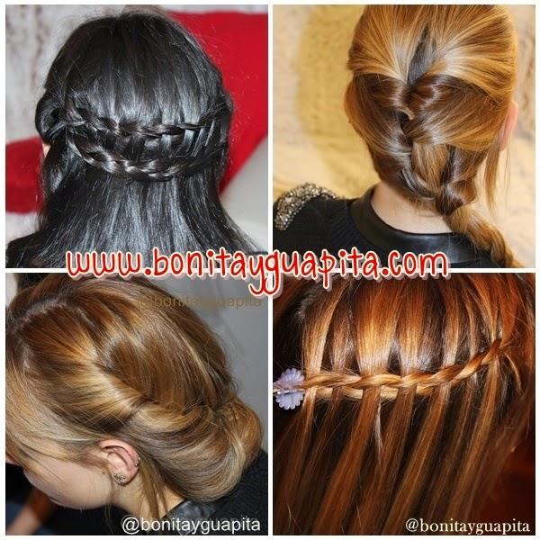 4 peinados f ciles paso a paso blog de belleza y - Peinados faciles y rapidos paso a paso ...