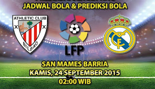 Athletic Club vs Real Madrid