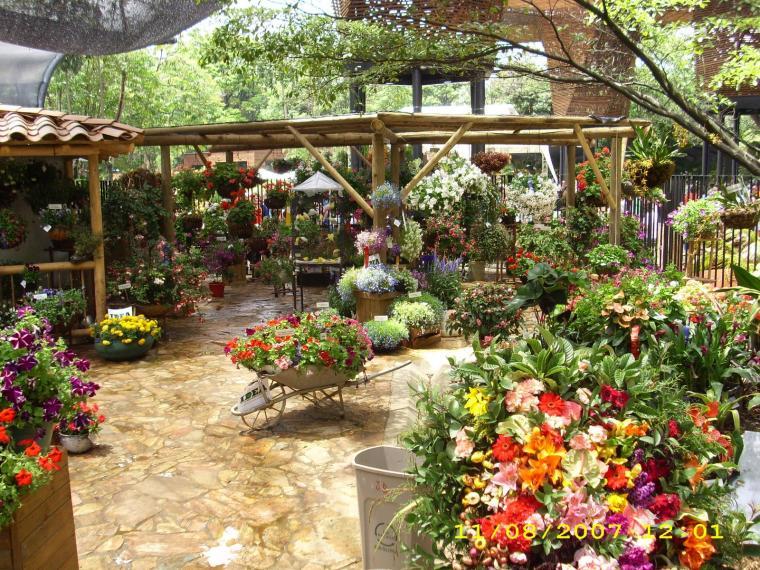 Luz en casa jardineria imagui - Centros de jardineria madrid ...