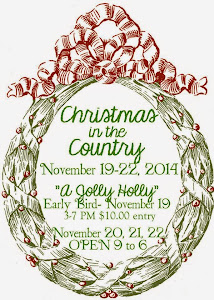 ~ Christmas in the Country Dates ~