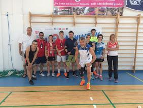 Gruppo Atleti ASD Badminton Senigallia