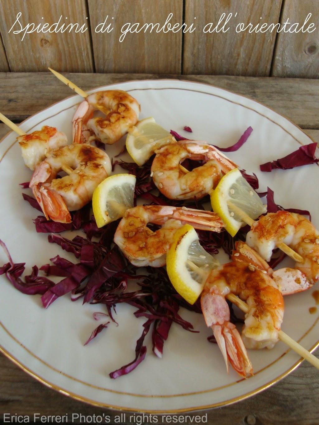 Ogni riccio un pasticcio blog di cucina spiedini di - Tema sulla cucina ...