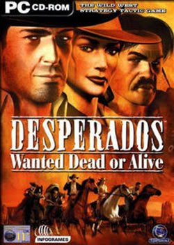 download Desperados Wanted Dead Or Alive PC