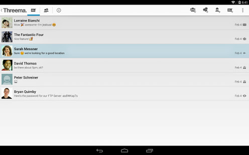 Threema Android Apk İndir