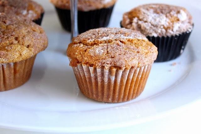 Ricetta Muffin alla Zucca Dolci