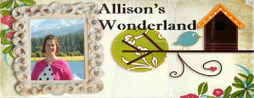 Allison's Wonderland
