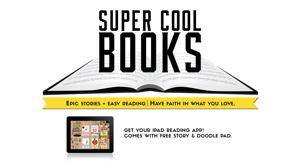 ~~ Super Cool Books ~~