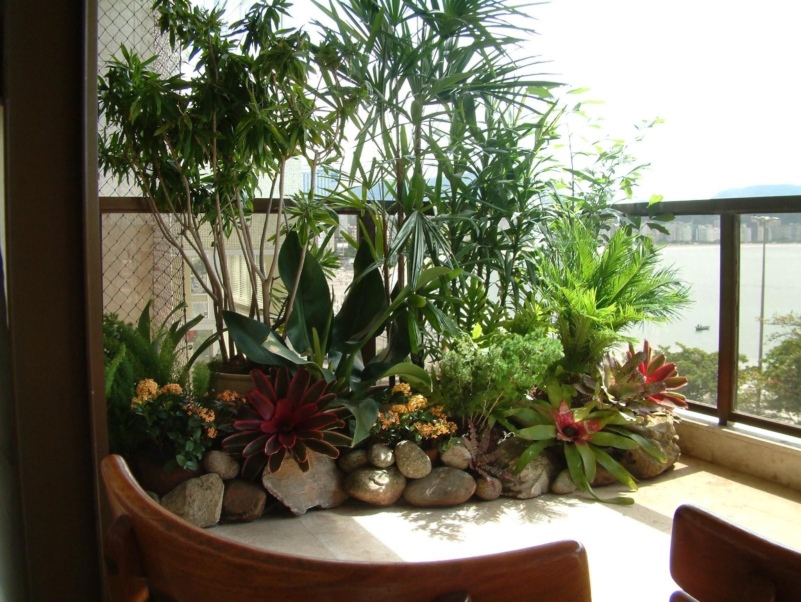 decoracao jardim varanda:CASA MIDDAS: Decoração de Varandas de  #749C2F 1600x1202