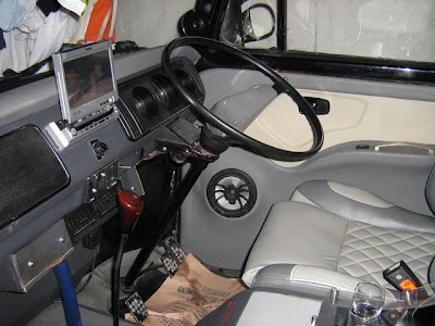 interior vw kombi full modifikasi