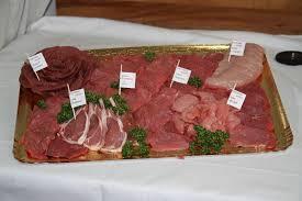 Gastromome comment couper de la viande pour une pierrade - Comment couper de la viande congelee ...