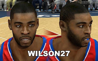 NBA 2K13 76ers - Dorell Wright