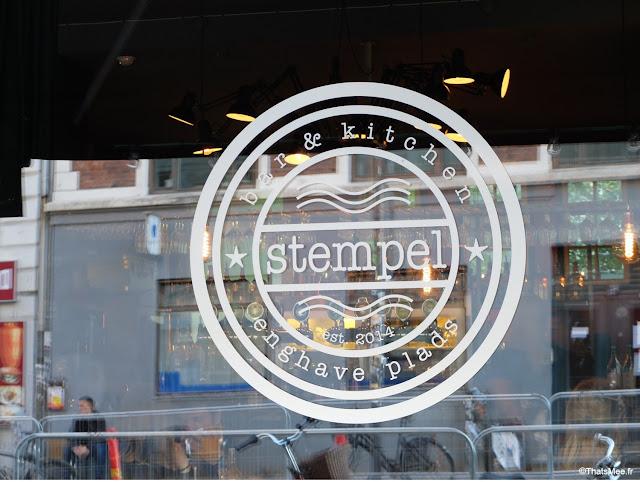 Restaurant Bar Stempel, Copenhague