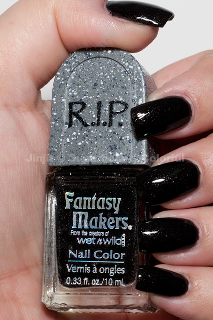 Wet n Wild Fantasy Makers Nail In The Coffin
