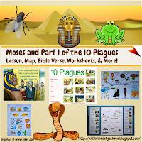 http://www.biblefunforkids.com/2013/09/moses-10-plagues-part-1-of-3.html