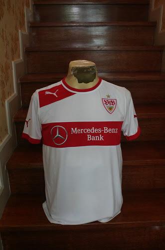 Jual Jersey VfB Stuttgart Home 2012/2013