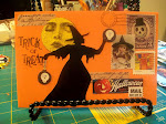 Altered Mail Art
