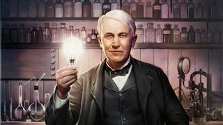 Bola Lampu - Thomas Alfa Edison