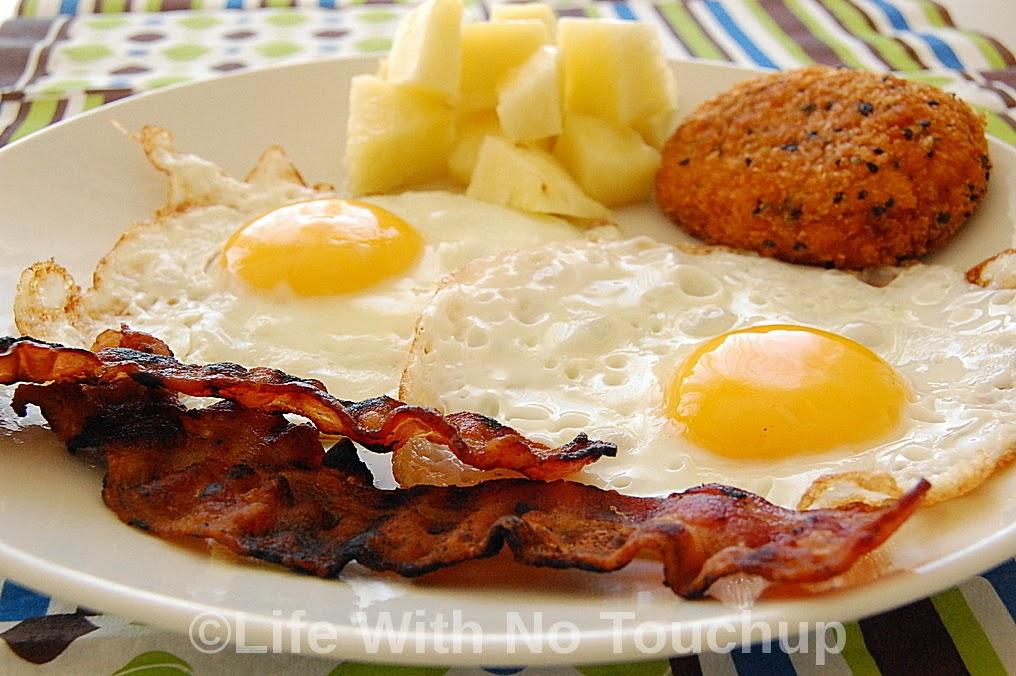Bacon & Egg Breakfast Remix