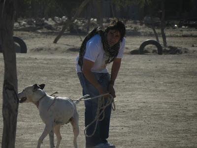 El perro de Moisés, Villa Atamisqui - Gambeteandoconladepalo