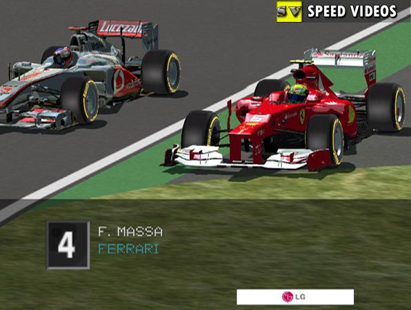 Mod F1 Challenge 2012 HLT