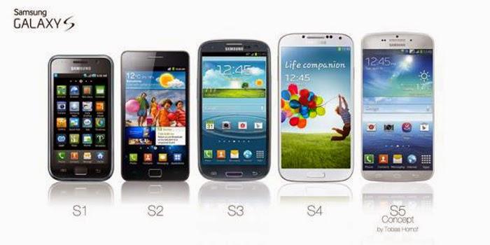 Smartphone Terbaik Samsung Galaxy S5