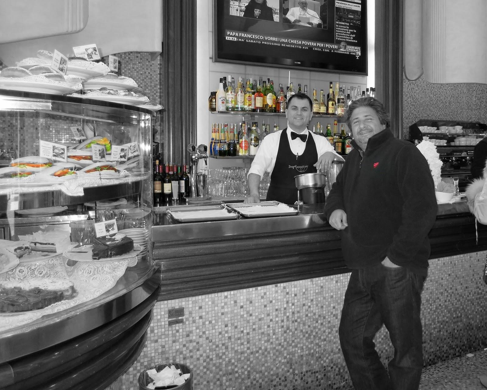 La opini n de mois s august 2012 for Bar madonnina milano