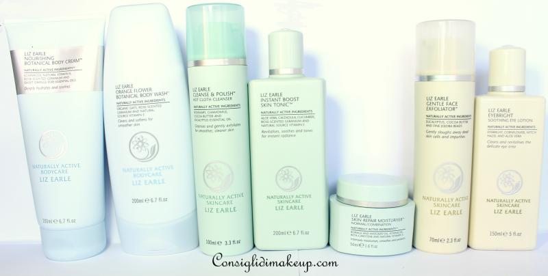 skin care pelle pulizia