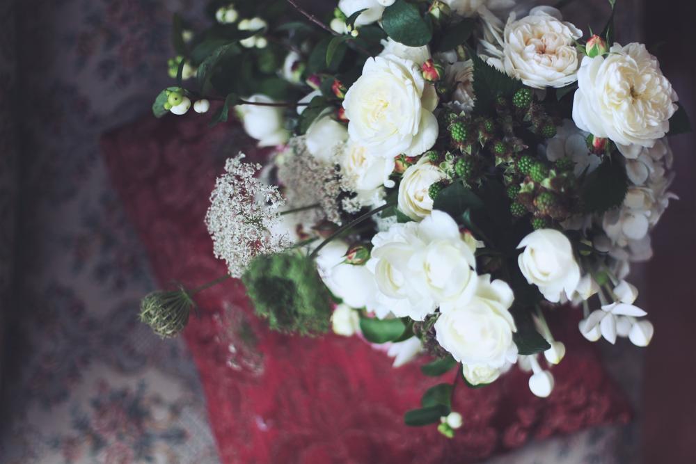 katie marx flowers wedding