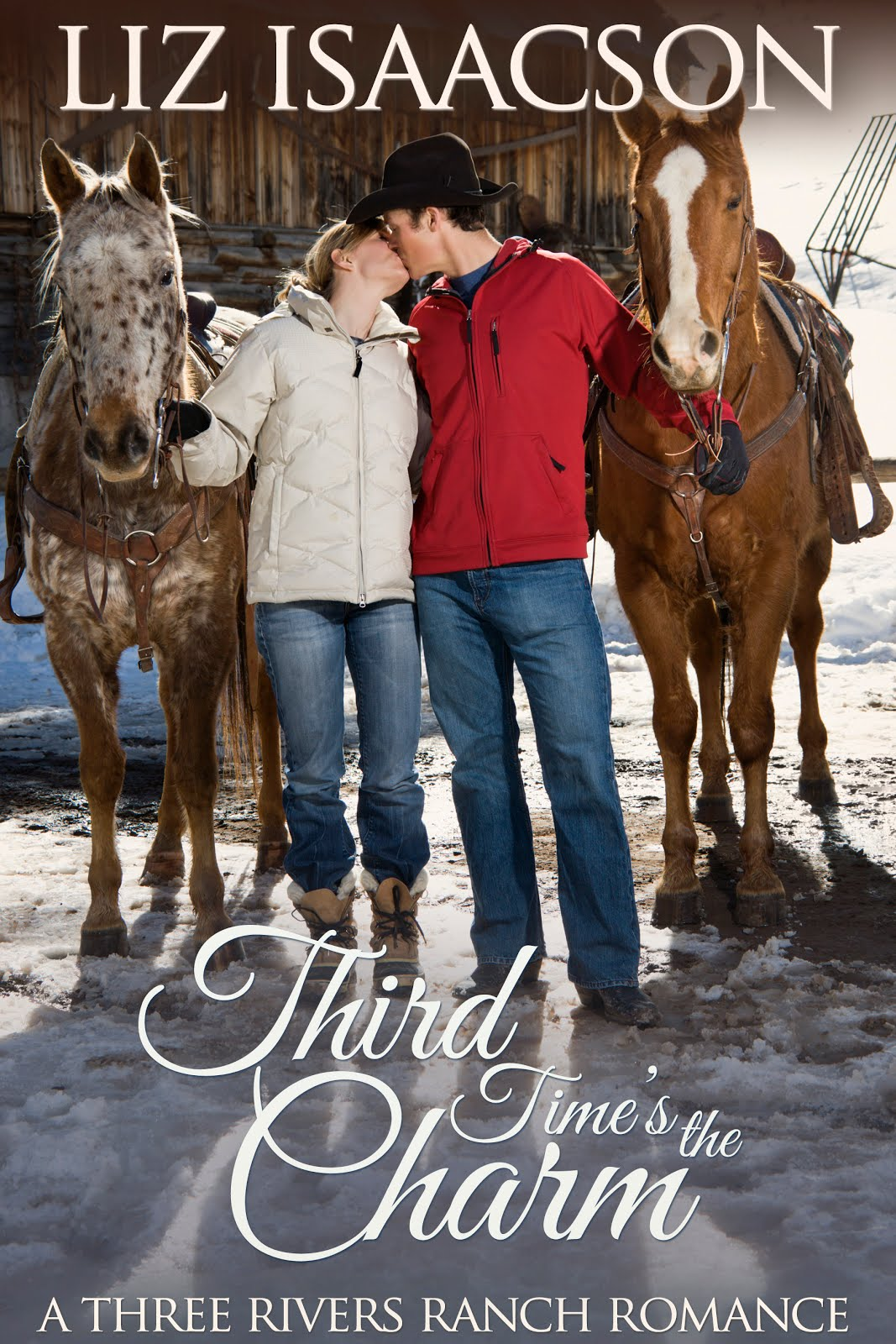 Get the whole Three Rivers Ranch Romance series!