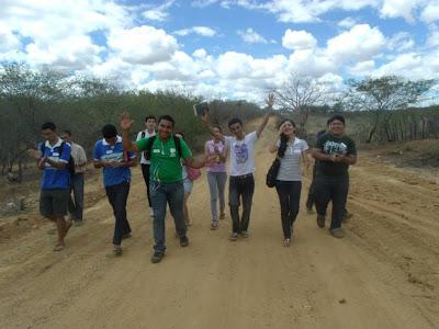 JM realiza missão em comunidade rural