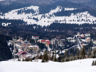 Poiana Brasov Ski Resort - Romania