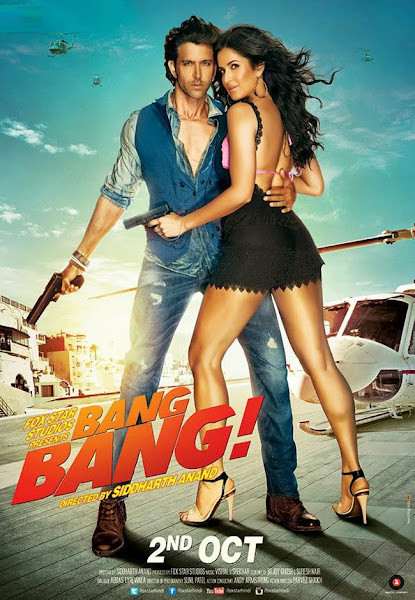 Bang Bang (2014) Movie Poster