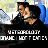 Meteorology  Branch Notification