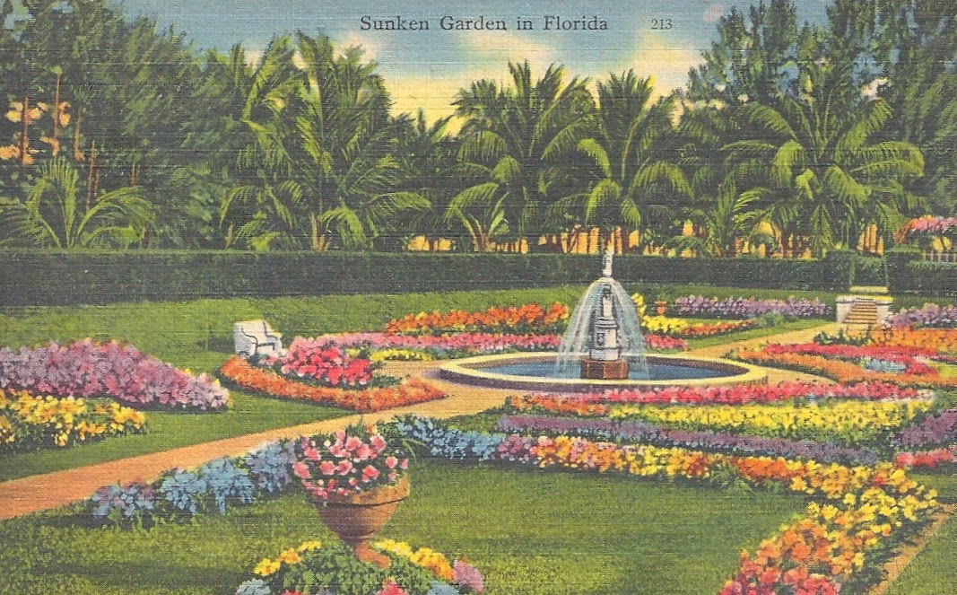 My Favorite Views Florida St Petersburg Sunken Gardens