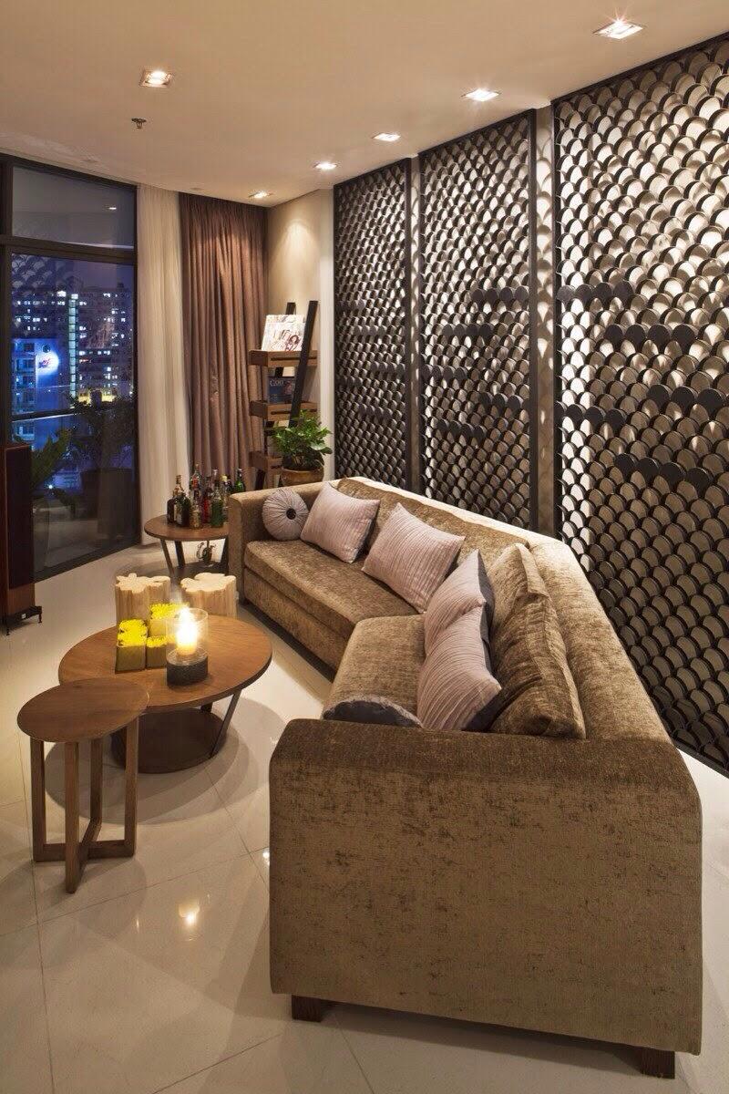 Sofa căn hộ City Garden 2 phòng ngủ đẹp