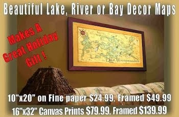 The Best Gift for the Lake Lover!