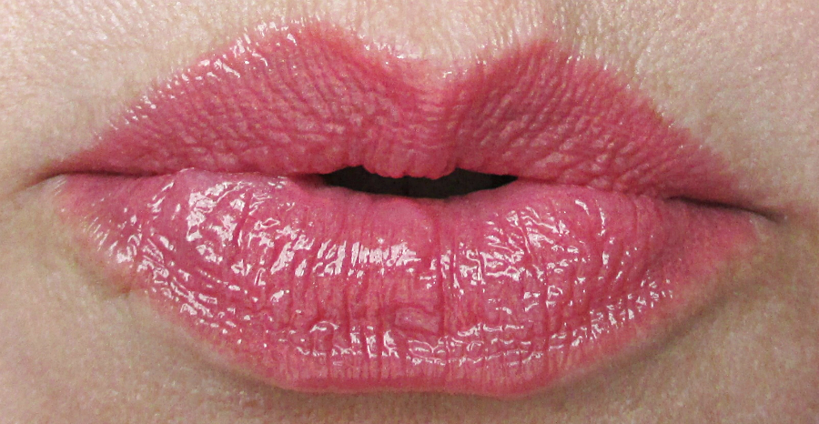 Sonia Kashuk Shine Luxe Lipstick | Eden On Lips notesfrommydressingtable.com
