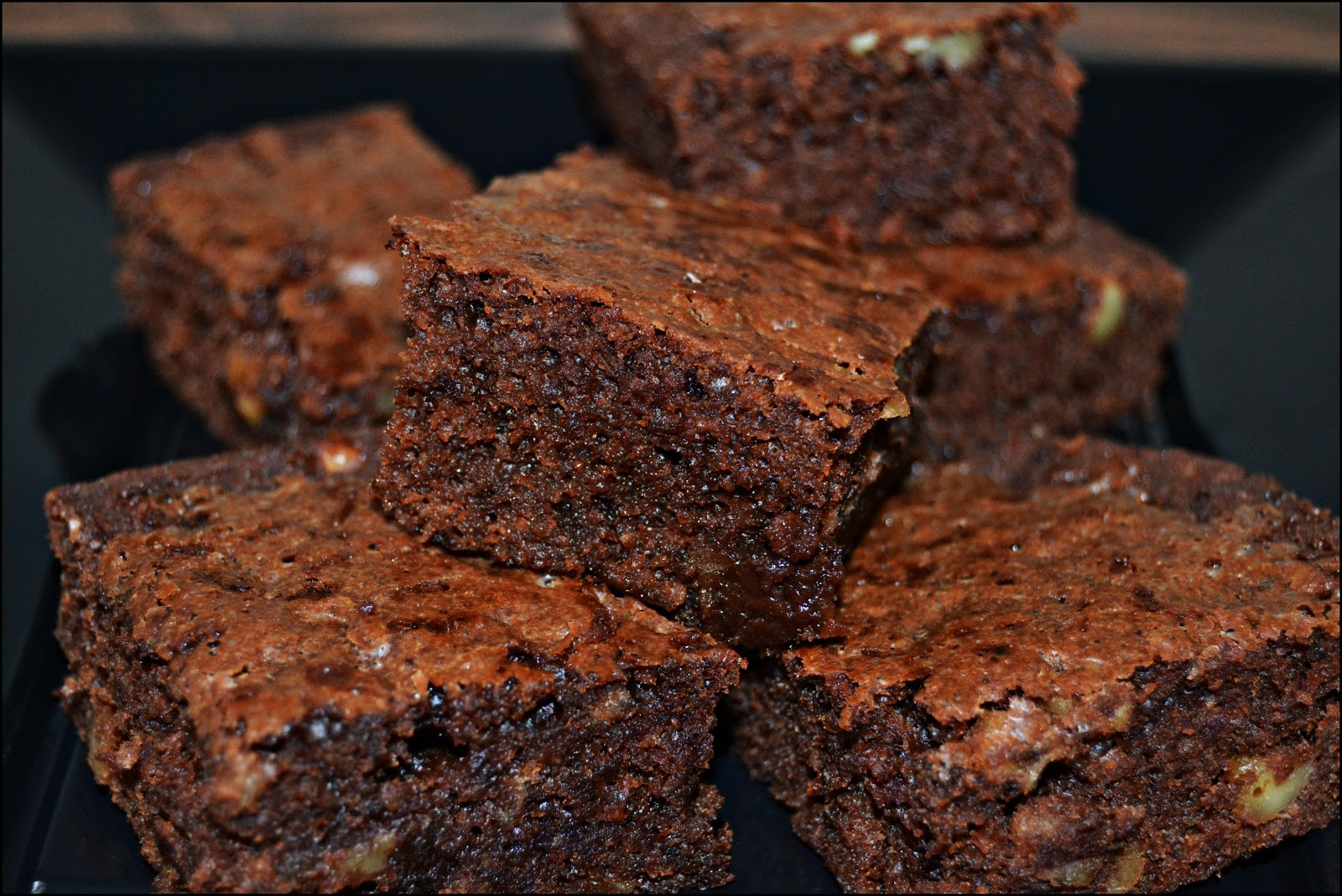 brownie con levadura