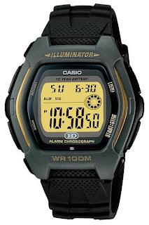 Jam Tangan CASIO Sport HDD-600G-9AV