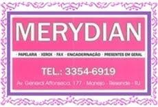 MERYDIAN - Manejo, Resende - RJ