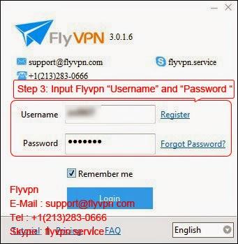 Le troisième image de méthode d'utiliser le VPN gratuitement dans le système Windows.