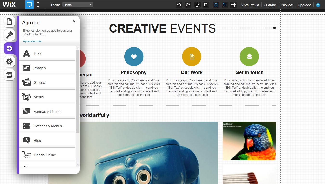 Wix Website Designer Jobs