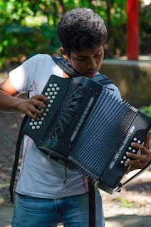 Vallenato en Urumita, La Guajira.