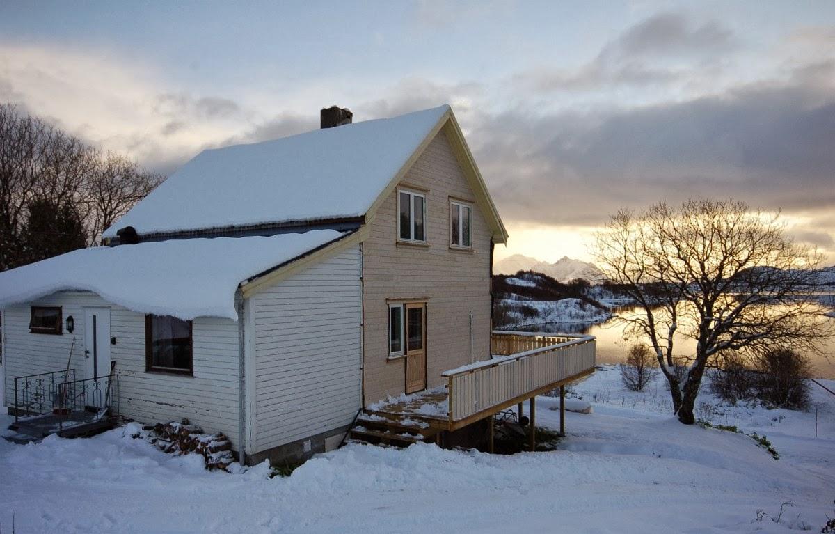 Feriehus i Vesterålen til leie!