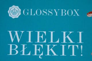 Glossybox lipiec.