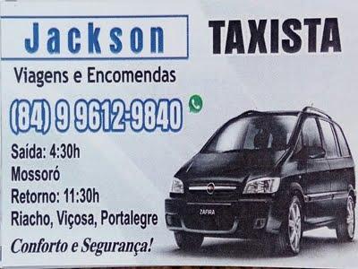 JACKSON TAXISTA