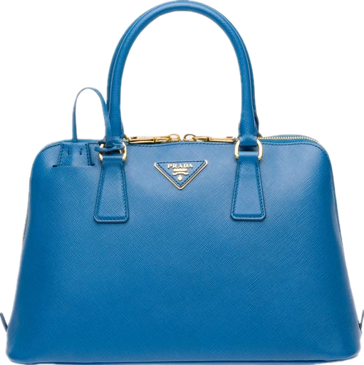 prada black and white clutch - Neo LUXuries: PRADA Small Saffiano Top Handle Bag - BL0837