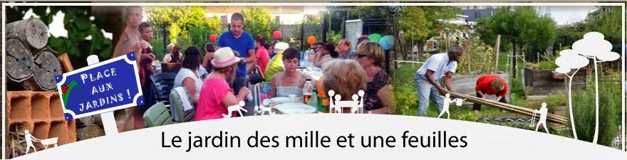 """Place aux jardins - La dynamique à Cenon et le jardin """"Les mille et une feuilles"""""""