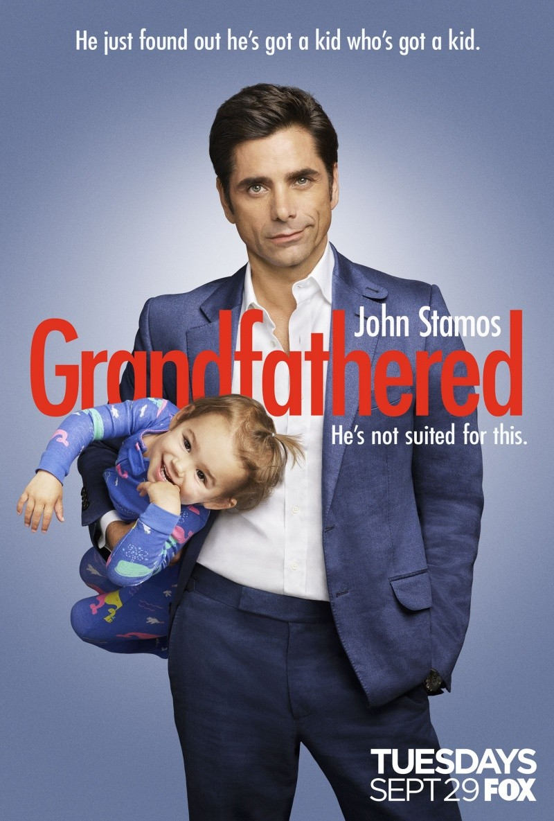 Assistir Grandfathered – Todas as Temporadas